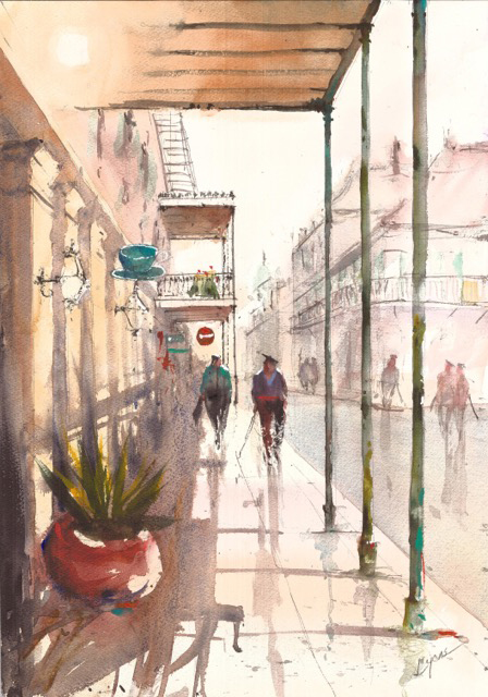 """Lyons, """"Chartres St."""""""