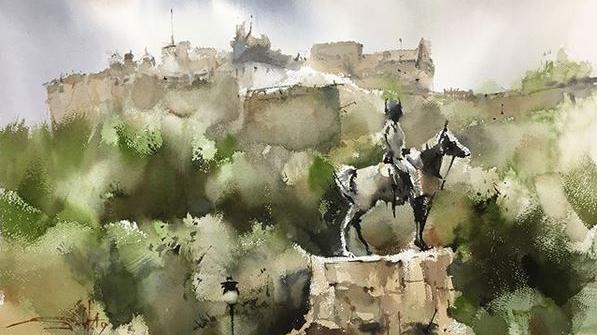Michael Solovyev Watercolour Workshops – 1-3 June & 4-6 June 2019