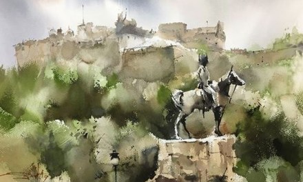 Michael Solovyev Watercolour Workshops – 1-3 June & 4-6 June 2019