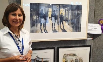 Sue Hibbert - Tresillian Arts Centre - Term 2 Courses