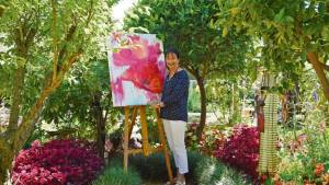 Jude Scott's Open Studio & Garden Plus Plein Air Competition - 28th & 29th November 2020
