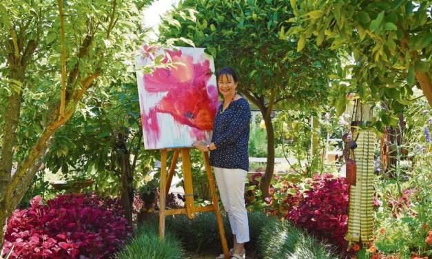 Jude Scott's Open Studio & Garden Plus Plein Air Competition – 28th & 29th November 2020