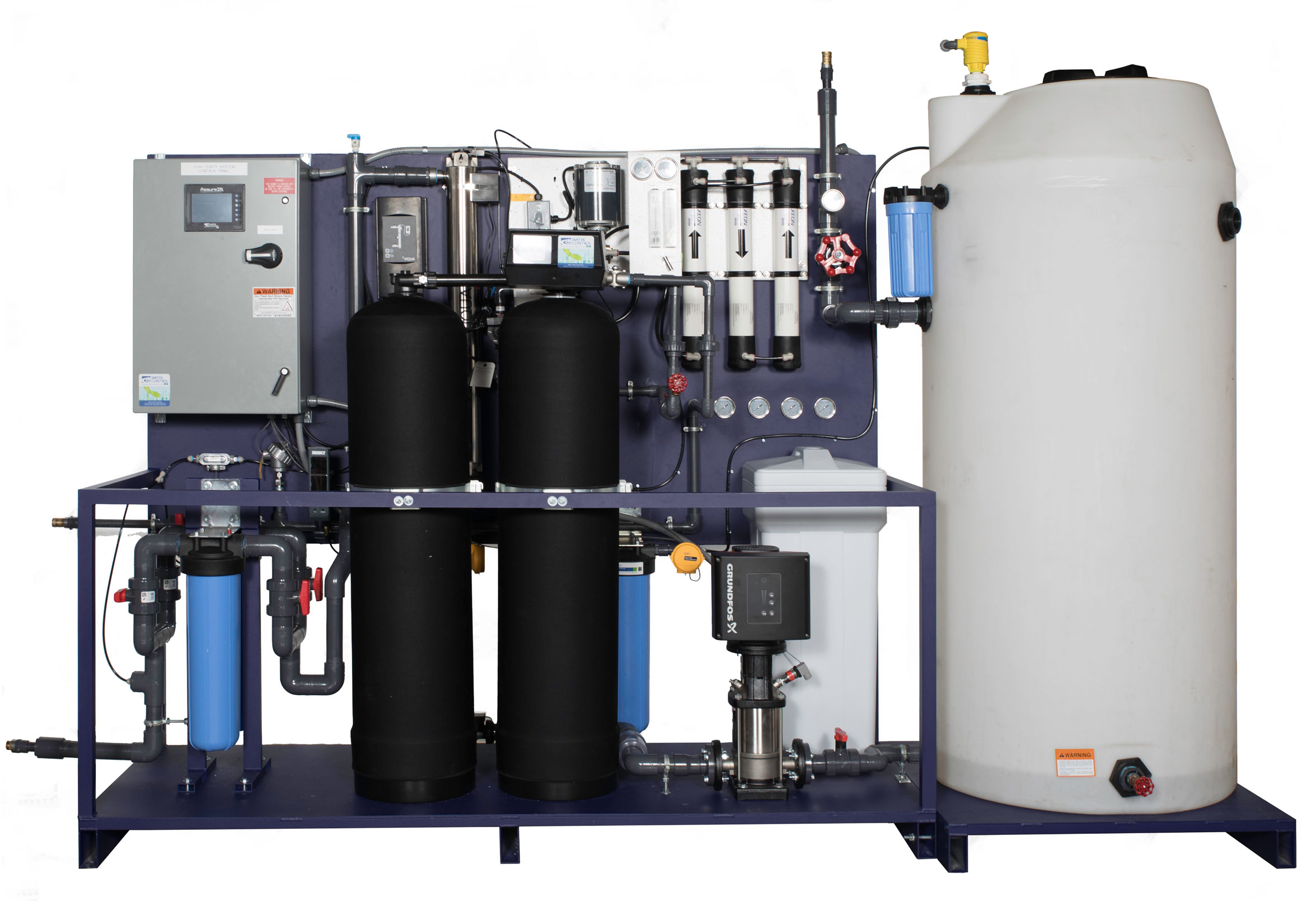 High-Purity Water Systems - Water Control Corporation