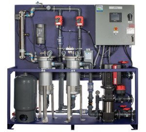 RW-UV-40 Water Reclamation System