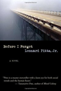 Leonard Pitts - Before I Forget cover