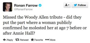 Ronan-Farrow-Woody-Allen-Tweet
