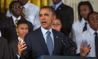 Obama Speaks About My Brother's Keeper Inititaive