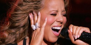 Mariah Carey in Concert at Japan