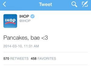 IHOP BAE