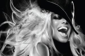 Janet Jackson Unbreakable World Tour poster