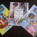 3 Coloring and Activity Books for the Carefree Black Kids In Your Life