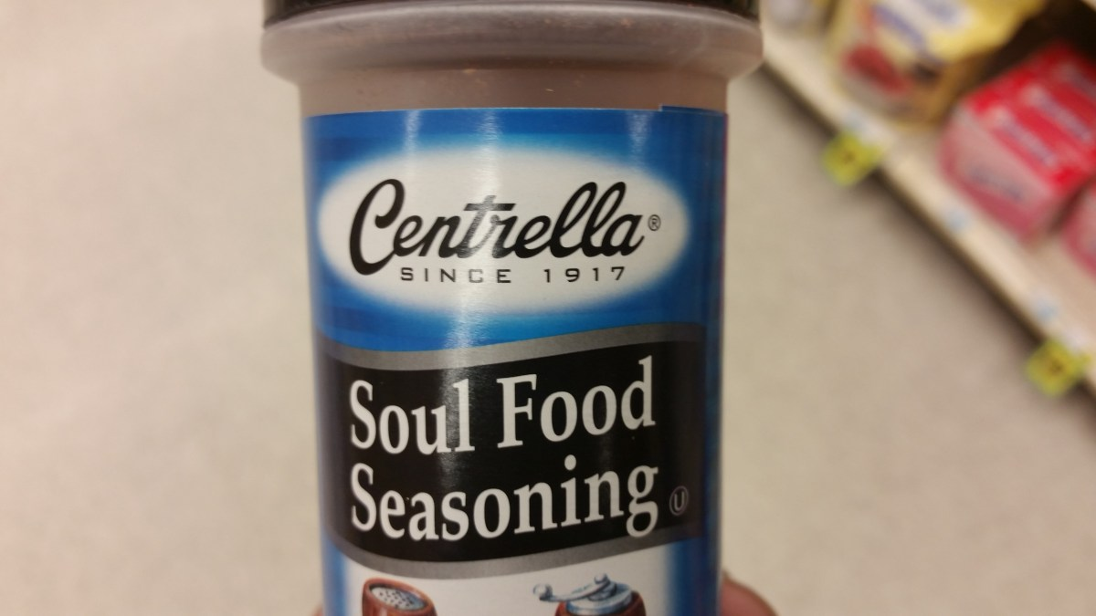 'Soul Food Seasoning' Must Be Stopped