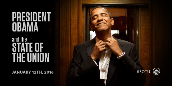 President Obama's New State of the Union Ad Looks Like He's ...
