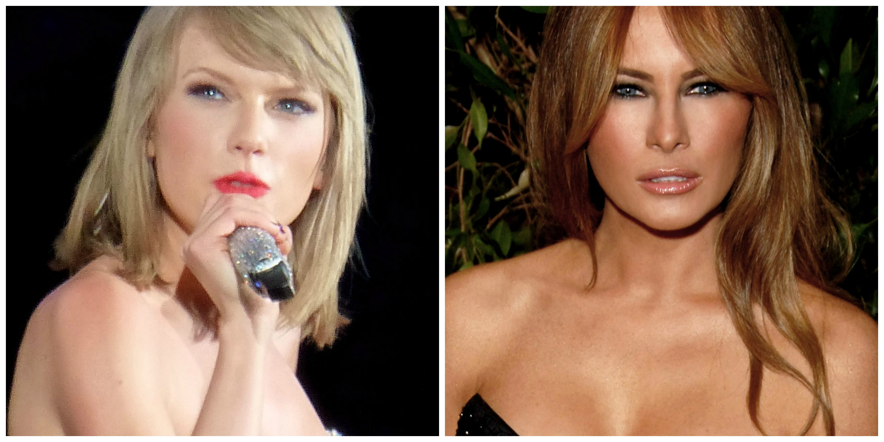 taylor-swift-melania-trump