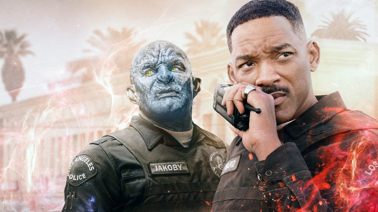 Will Smith, Joel Edgerton, Bright