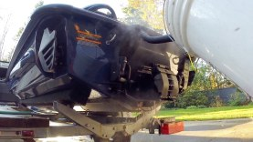 How To: Antifreeze Exhaust Flush for Sea-Doo