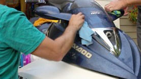 How to Remove Water Spots From Your Jet Ski or Boat