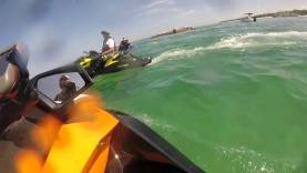 Sea Doo Ride south Tampa Bay