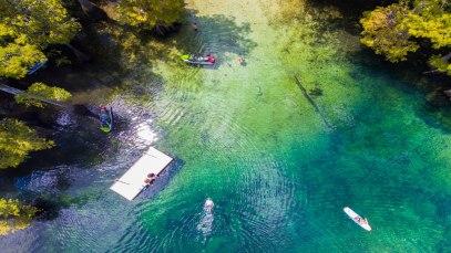 Trip to Morrison Springs, Washington Springs, and Holmes Creek