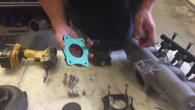 Yamaha SVHO Intake manifold and throttle body mount upgrades explained