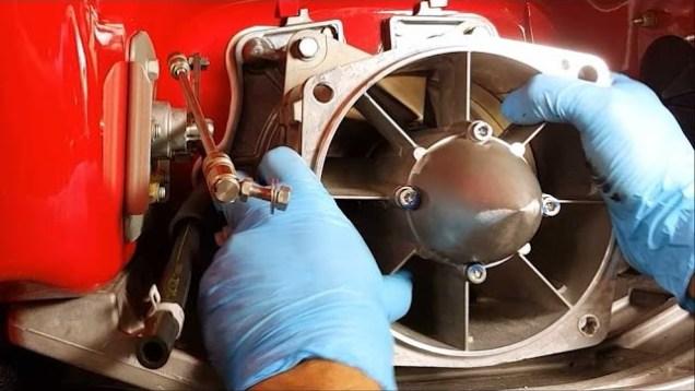 Yamaha SVHO SHO Impeller Pump Removal