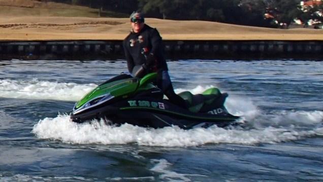 Canyon Lake Texas Jetski Kawasaki Ultra 310LX and 2015 Yamaha FZS Waverunner.