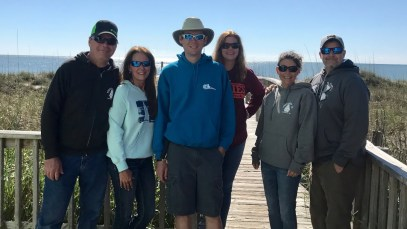 Carolina Beach, NC (Riding on Cape Fear River to Wilmington and SouthPort)