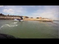 Isle of Wight jetski visit – April 2012