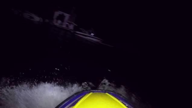 Jet Ski Lake Powell At Night With Sea-Doo LumeCube And Gundog Creative