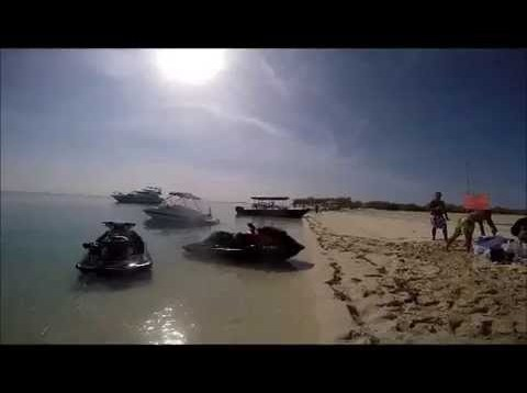 Jet Ski Trip to MAYA ISLAND at Abu Dhabi – UAE
