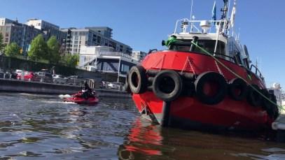 Rapides canal Lachine 2017