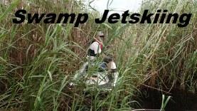 Florida Swamp Jetskiing 🐊