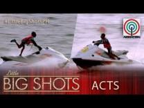 Little Big Shots Philippines: Dann   9-year-old Little Jetski Rider