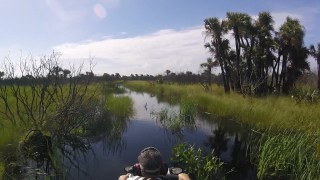 New JetSki Trails made Possible by Hurricane Irma