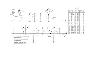 FO8 Wiring Diagram, Junction Box Harness W4