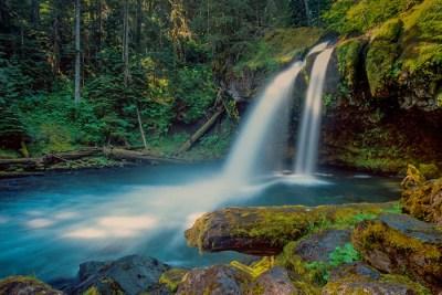 Iron Creek Falls