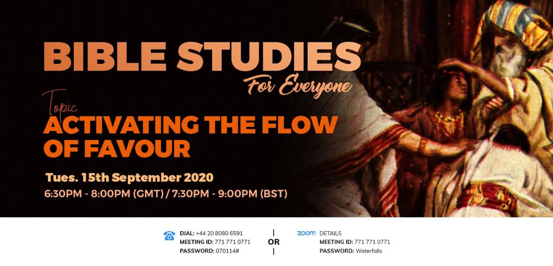 Activating the Flow of Favour