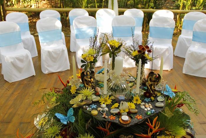 Waterfall Wedding Destination in Costa Rica