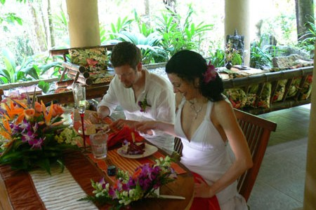 waterfall wedding destination costa rica