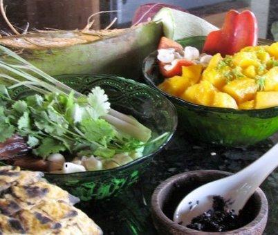 Gluten Free Rain Forest Experience