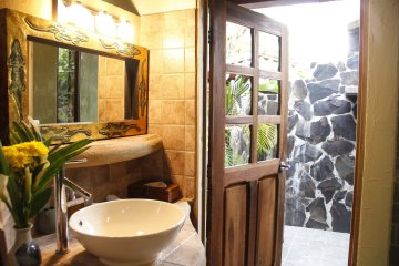Goddess Balinese Bathroom