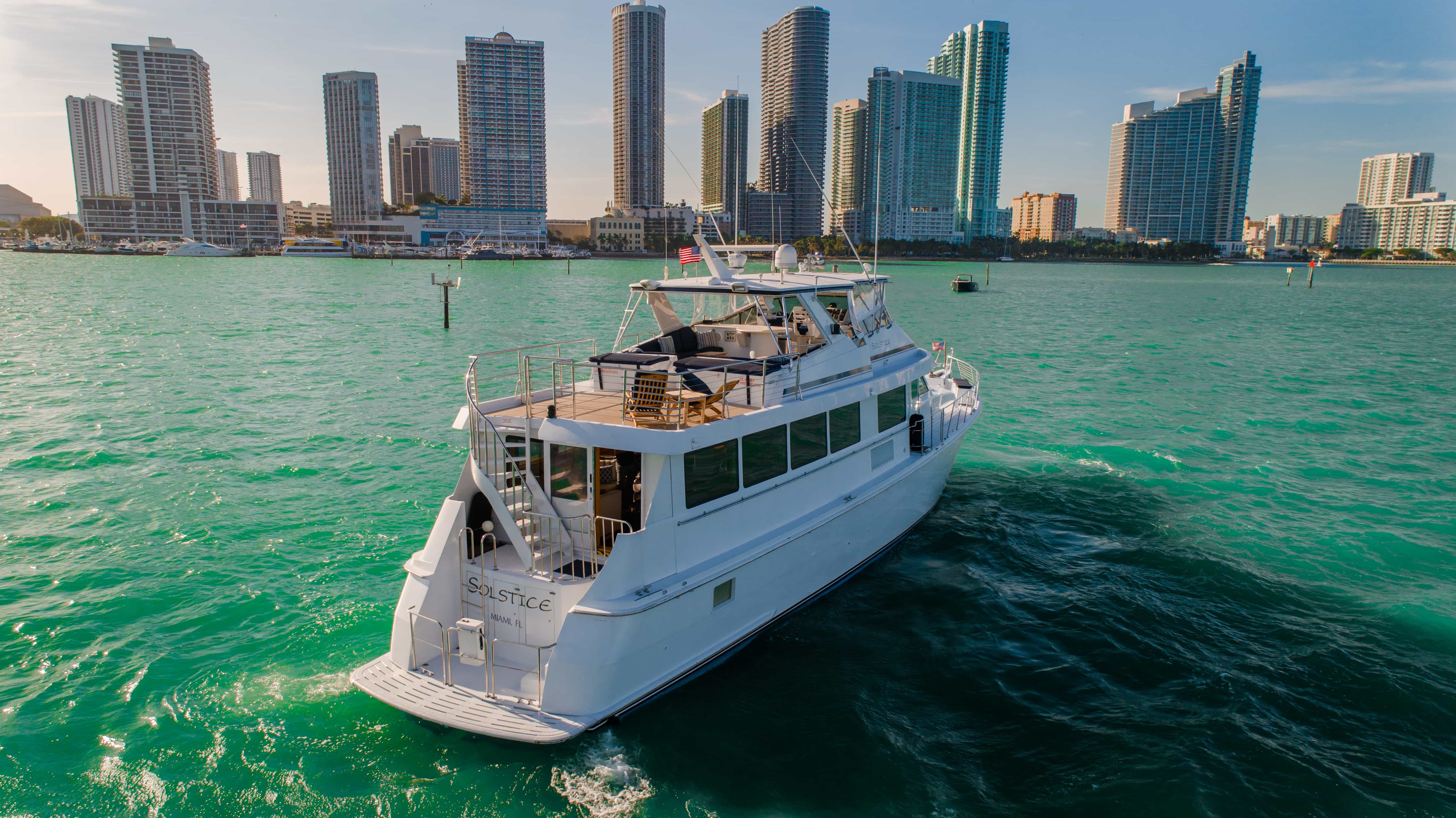 Water Fantaseas Miami Party Yacht Rental Amp Boat Charters