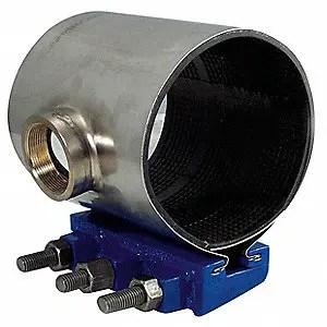 238 Tapped Full Circle® Repair Clamp