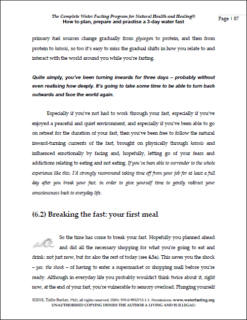 sample pages 3DAY PLAN 7