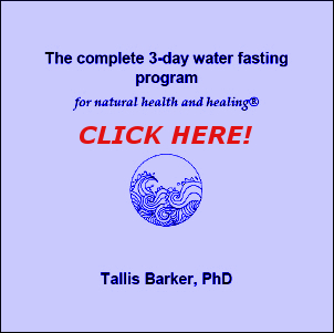 how to break a 7 day water fast
