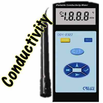 Portable Conductivity & TDS Meters / Testers - Australia