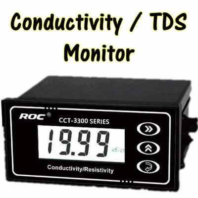 Conductivity / TDS Monitors - Australia