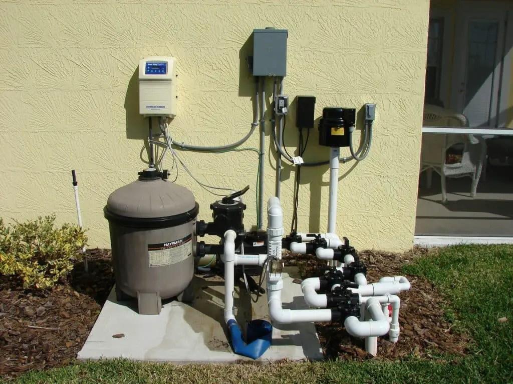 water filter data