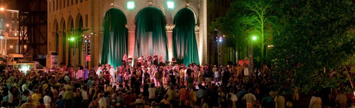 TD Bank Ballroom returns to WaterFire with swing dancing tonight!