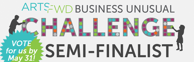 We need your help to meet this Business Unusual Challenge!